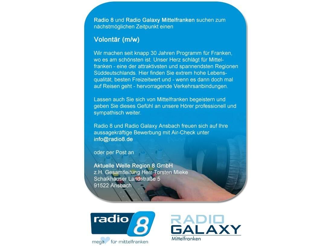 Die Radio 8 JOBBOX