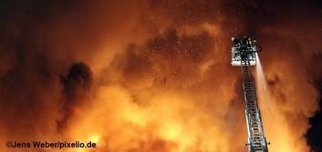 Feuer In Nürnberg